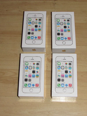 Apple iPhone 5S 16GB золото