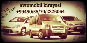 Kiraye Avtomobiller,Rent a car in Baku,Прокат авто в Баку