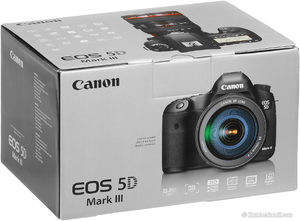 Фото: Canon EOS 5D Mark ііі EF 24-105mm f / 4 Es el kit con objetivo