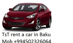 Avtomobil kirayesi,Masin icaresi,Rent a car in Baku