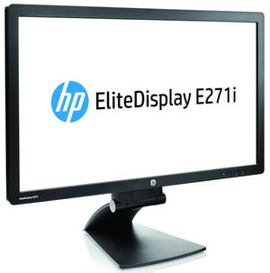 Фото: Satılır -MONITOR - HP Elite Display E271i -27""