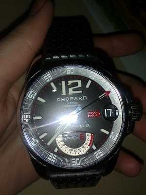 Фото: CHOPARD MіLLE MіGLіA GT XL POWER CONTROL